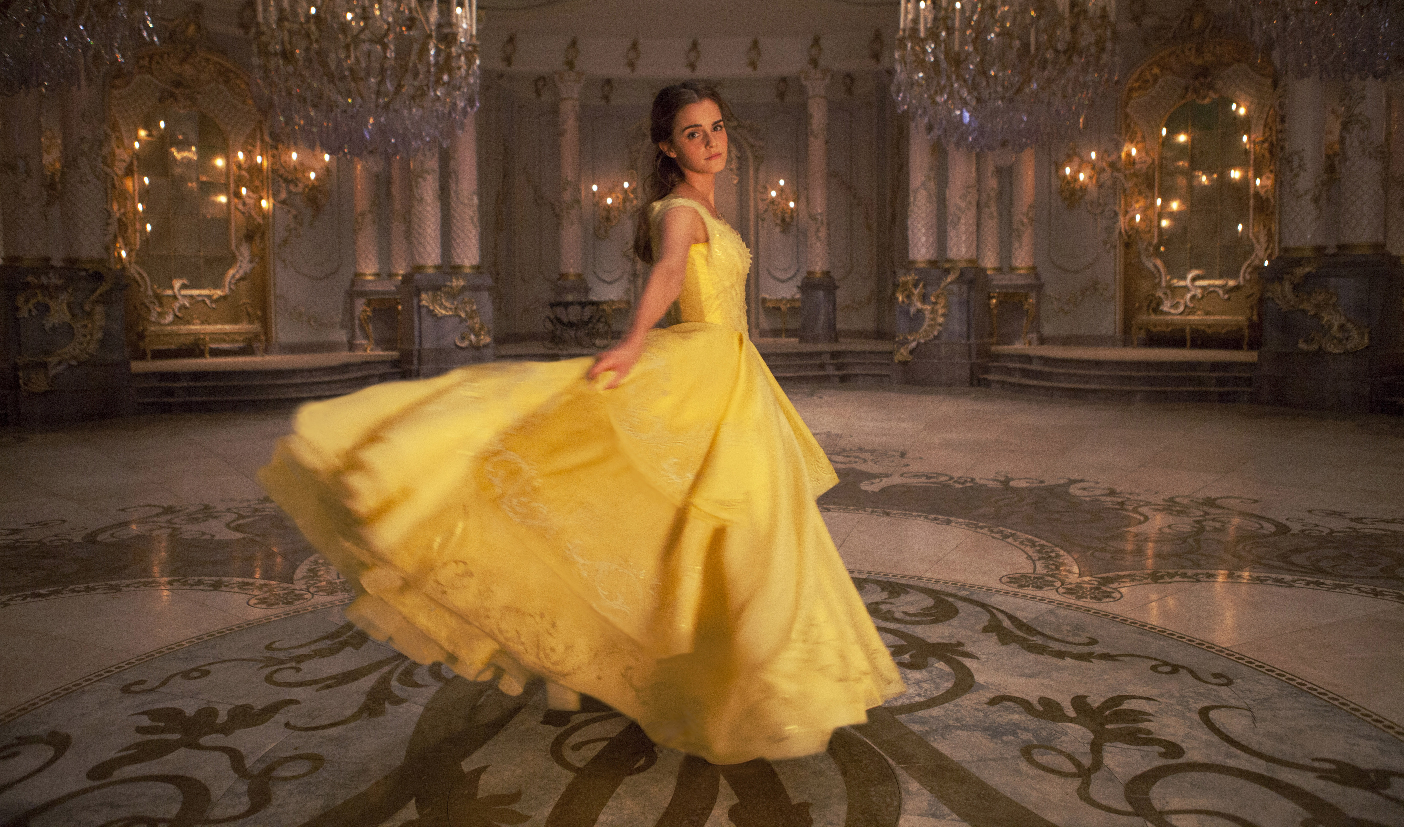 Ariana Grande John Legend To Sing Beauty And The Beast Title Track Deadline