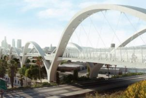 6th Street Viaduct rendering