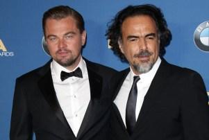 Leonardo DiCaprio, Alejadro Inarritu DGA Awards 2016