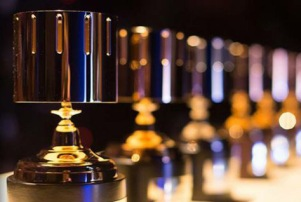 Annie Awards statuettes