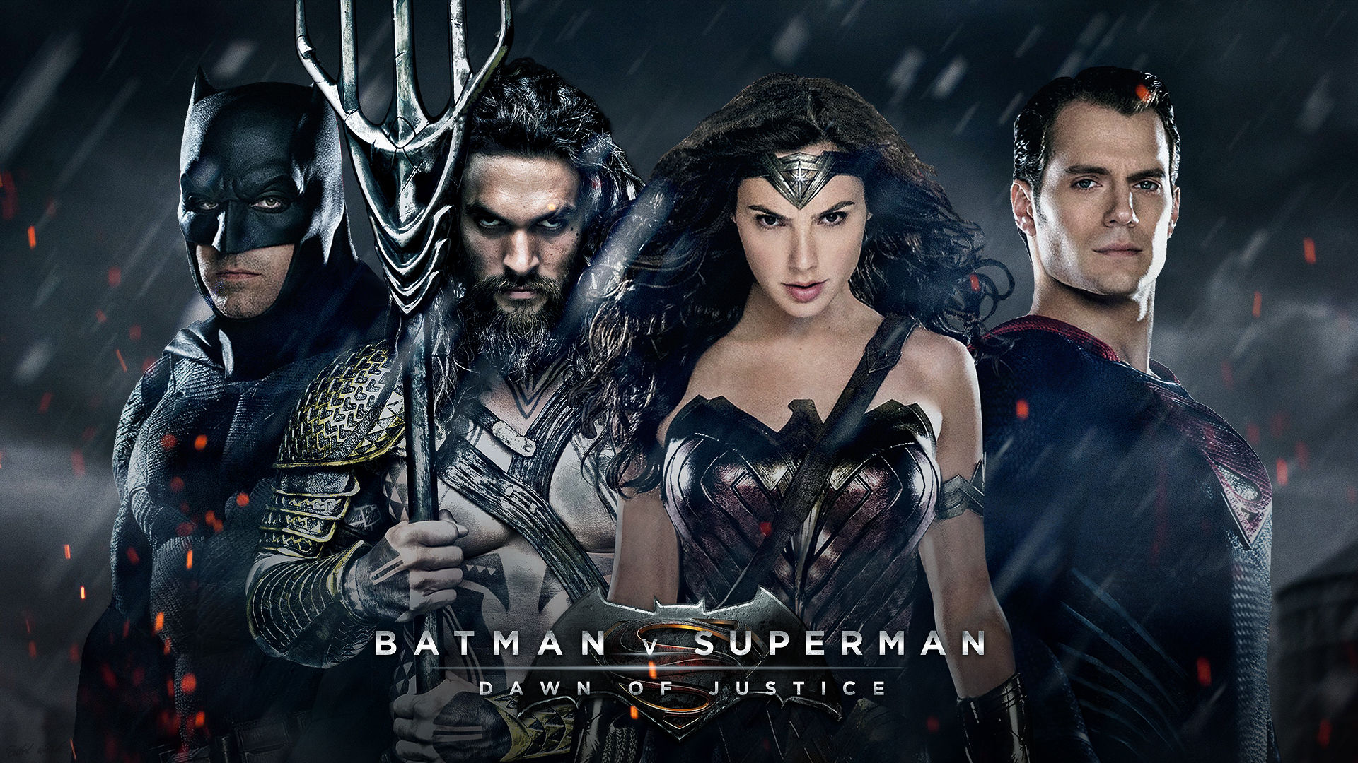 Batman V Superman Box Office Dc Tentpole Eyes 170 Million Opening Deadline