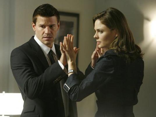 Bones Booth and Brennan
