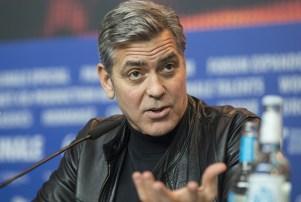 George Clooney Donald Trump Slam