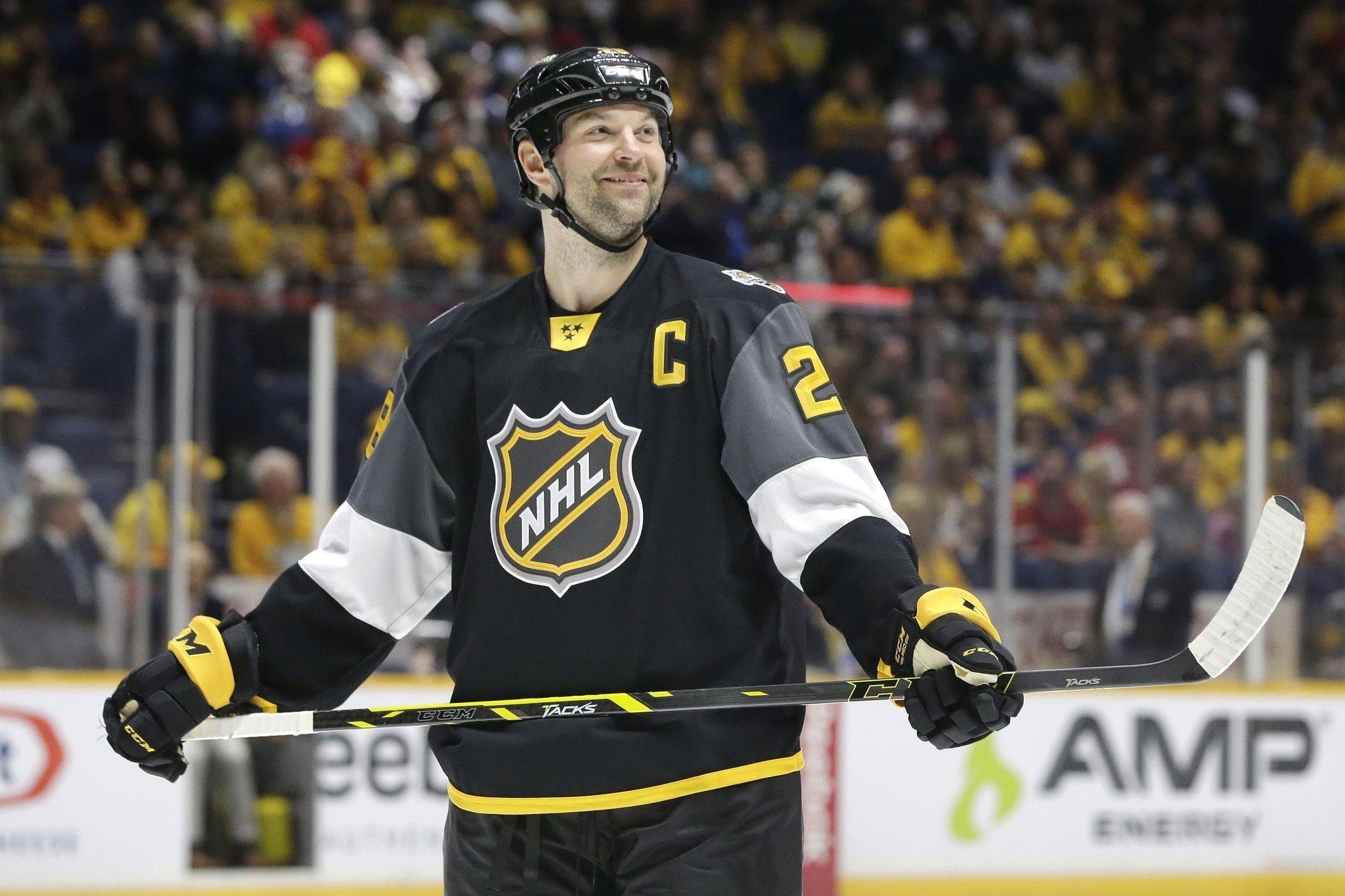NHL All Star Game MVP John Scott Gets Movie Deal; Mitch Albom ...