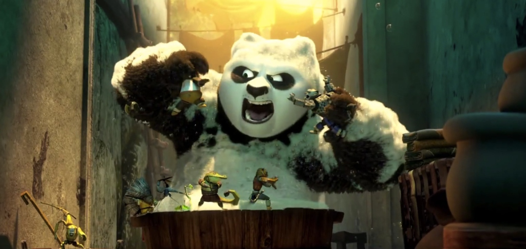 Weekend Box Office Kung Fu Panda 3 To Draw 40m In No 1 Deadline
