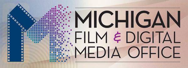 Michigan Film & Digital Media Office logo