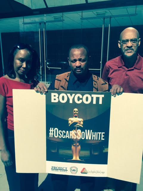 Oscar Protest