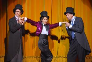 Old Hats: Bill Irwin, Shaina Taub & David Shiner