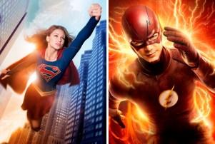 supergirl theflash
