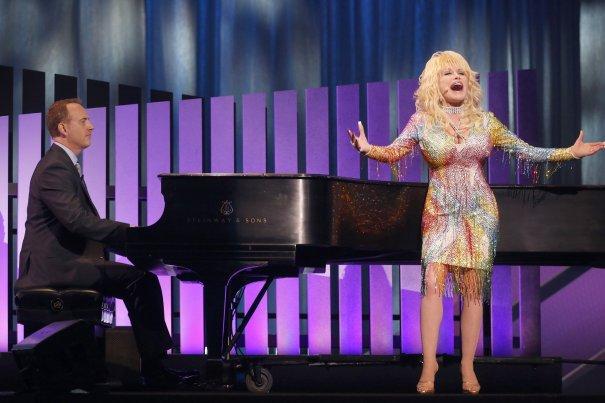 Dolly Parton NBC