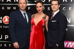 'Batman v Superman: Dawn of Justice' film premiere, London, Britain - 22 Mar 2016
