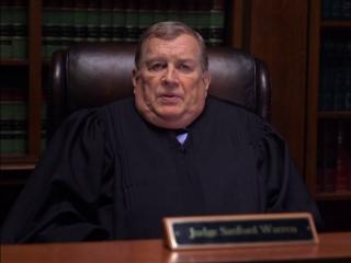 ken howard the judge