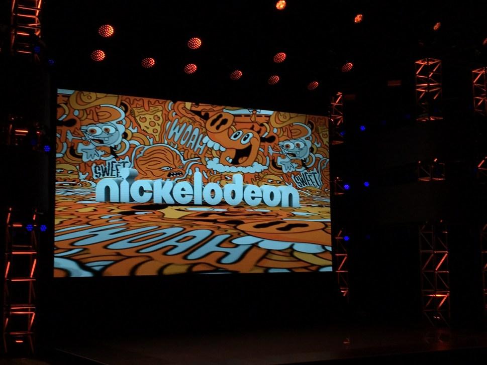 Nickelodeon upfront