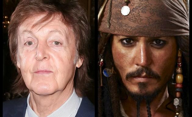Paul Mccartney Joins Pirates Of The Caribbean Dead Men Tell No Tales Deadline