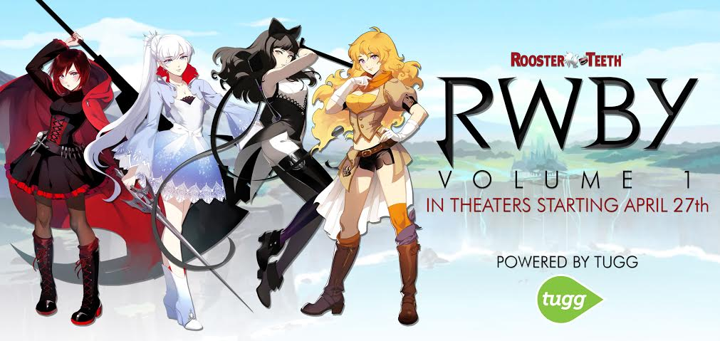 Rooster Teeth Readying Theatrical Releases Of Multi Volume Anime Project Deadline