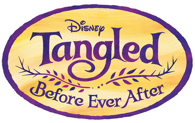 Tangled Before Ever After poster