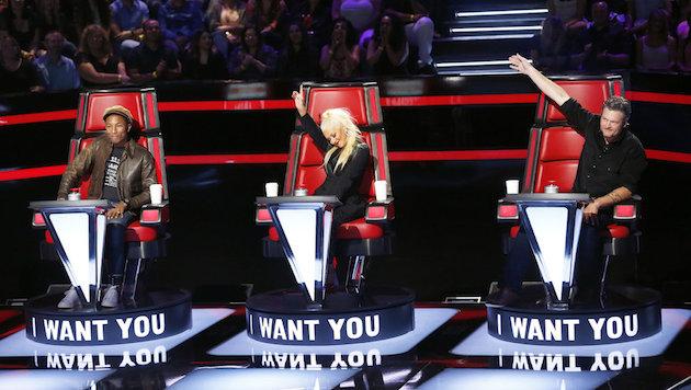 The Voice - Season 10 night 2
