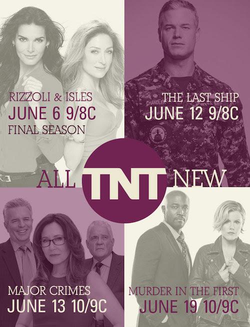 TNT Summer poster