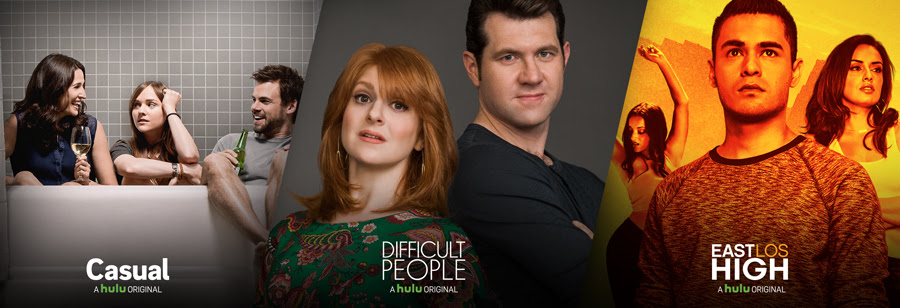 Casual Difficult People East Los High