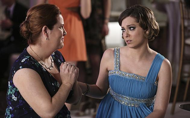 Crazy Ex Girlfriend season 1 finale