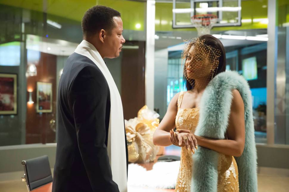 Much of the success of Empire comes down to remarkable cast chemistry, as modeled by series leads Terrence Howard and Taraji P. Henson.
