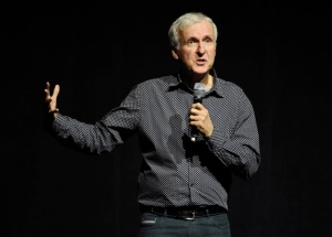 James Cameron CinemaCon 2016