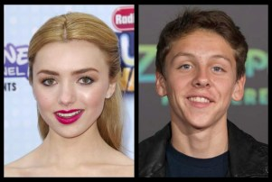 Peyton List Jacob Bertrand