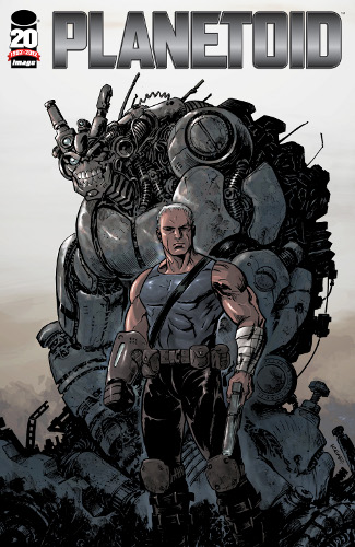 Planetoid_issue_one_cover