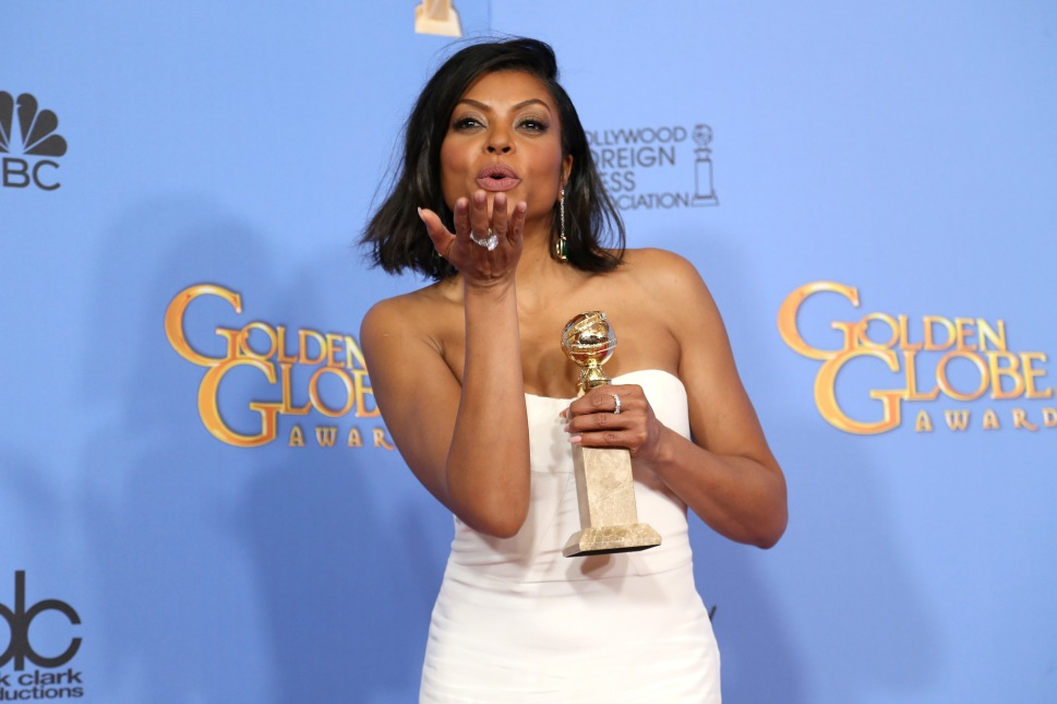 Henson took home a Golden Globe this year for her portrayal of Cookie Lyon.