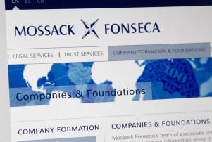 Panama Papers leak, London, Britain - 04 Apr 2016
