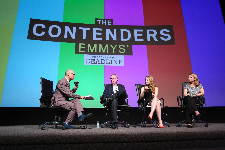 Contenders Presented by Deadline, Los Angeles, America - 10 Apr 2016