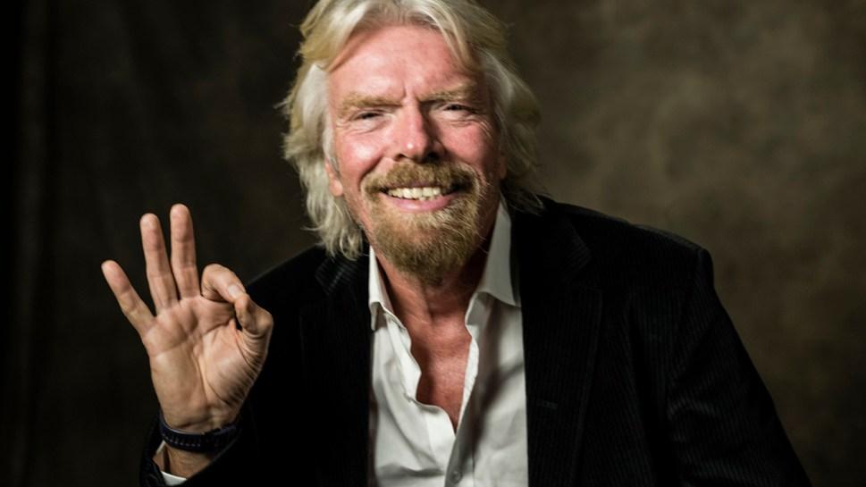 Richard Branson - Don't Look Down