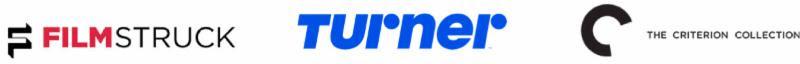 FilmStruck Turner Criterion Collection logos