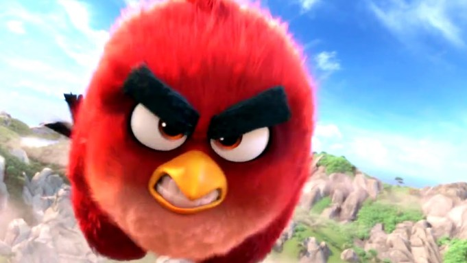 The Angry Birds Movie Box Office Profits 2016 App Turned Film Made Money Deadline