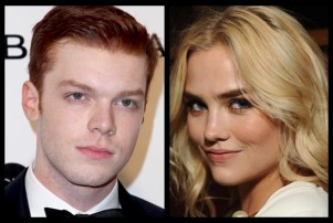 Cameron Monaghan Maddie Hasson Anna Dressed In Blood