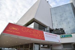 Mandatory Credit: Photo by LIONEL URMAN/SIPA/REX/Shutterstock (5674754g) Cannes Film Festival preparations Cannes Film Festival preparations, France - 08 May 2016