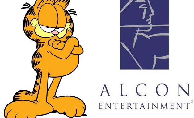 Alcon Collars Garfield Rights Plans Cgi Feature Franchise Deadline