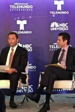 Telemundo / Peter Blacker, Mike Rosen