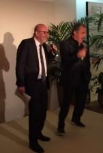 Jim Gianapulos HFPA head Lorenzo Soria