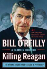 Killing Reagan book cover