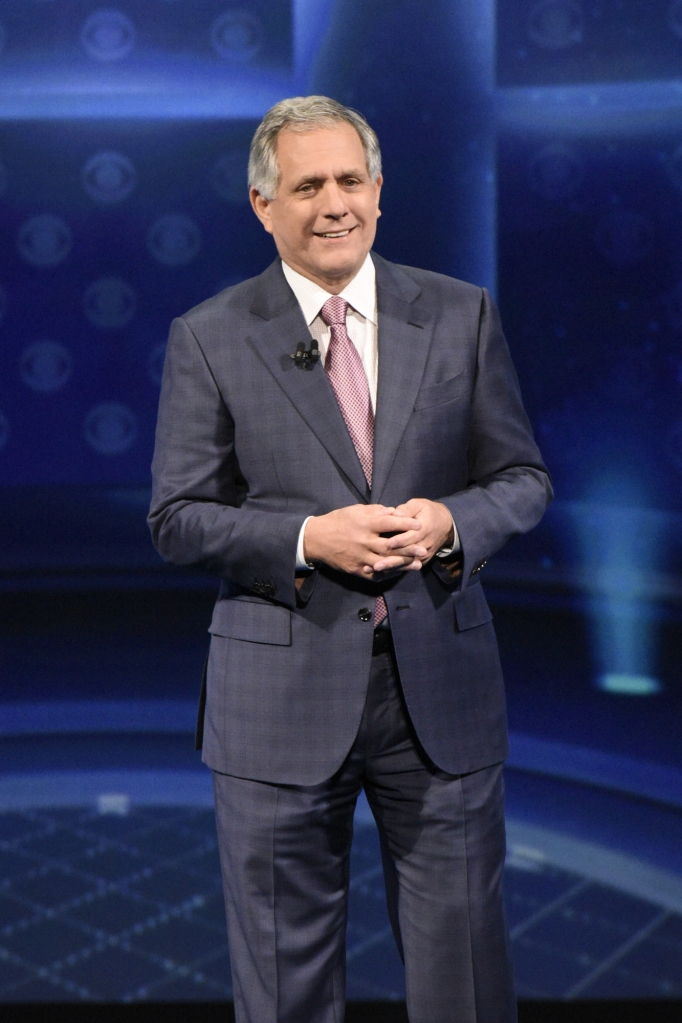 CBS presented its 2016-17 prime time schedule today (May 18) at Carnegie Hall, where many of the Network's new and returning series' stars were in attendance. Pictured: President and Chief Executive Officer, CBS Corporation Leslie Moonves Photo: Jeffrey R. Staab/CBS ©2016 CBS Broadcasting, Inc. All Rights Reserved