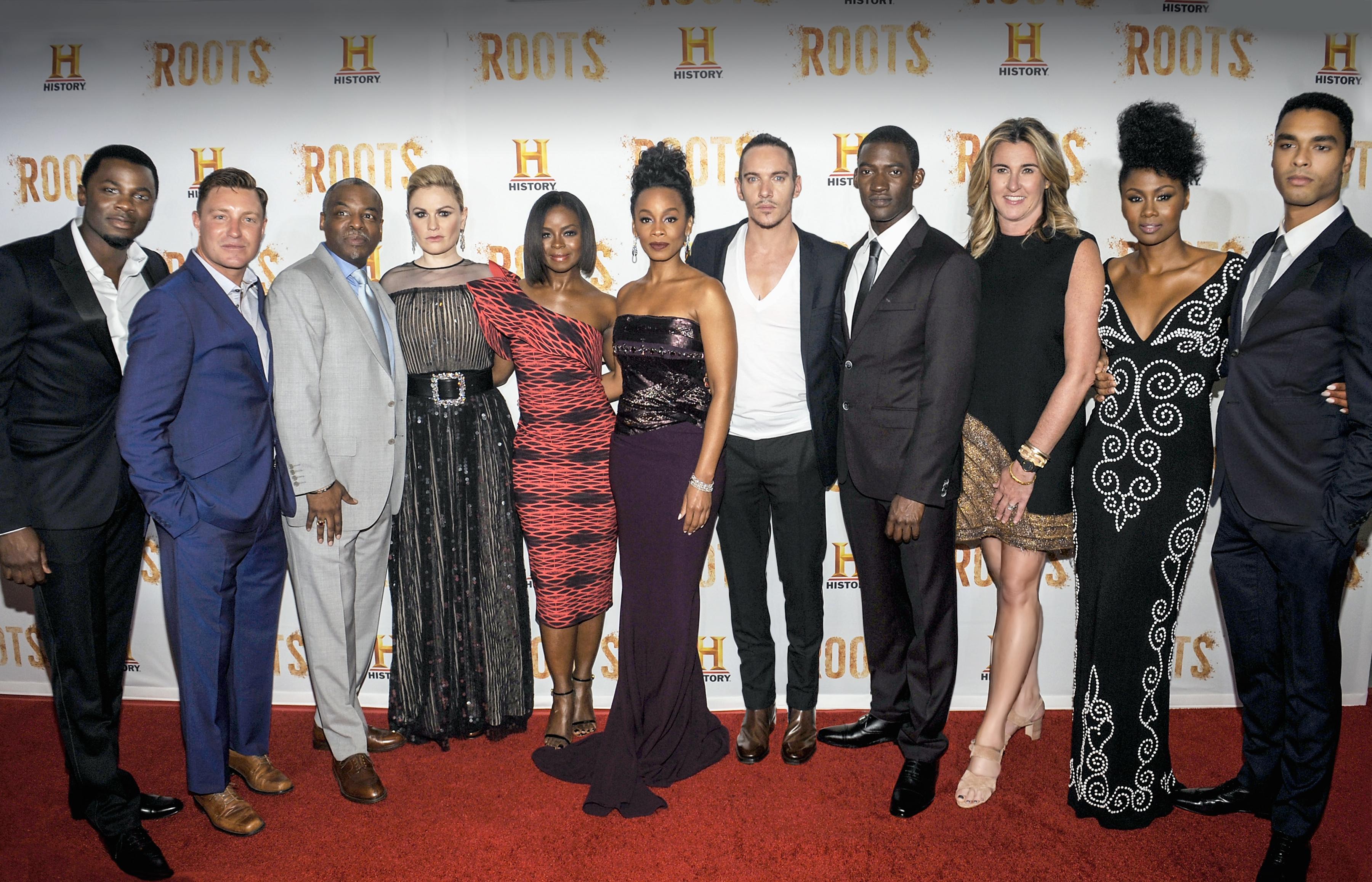 Roots cast