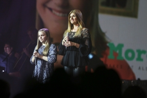 Nashville - Connie Britton and Maisy Stella