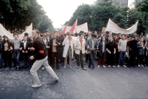 French Students Demonstration, Paris, France - 1968