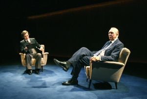 'Frost/Nixon' Play at the Donmar Warehouse, London, Britain - Aug 2006