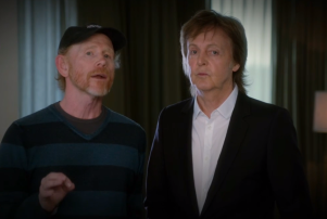 Ron Howard, Paul McCartney