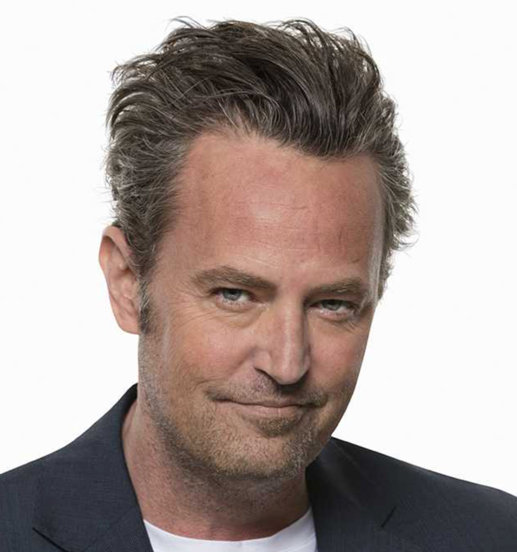 'Friends' Reunion Shoot Apparently Underway As Matthew Perry Makes Revealing Instagram Post.jpg
