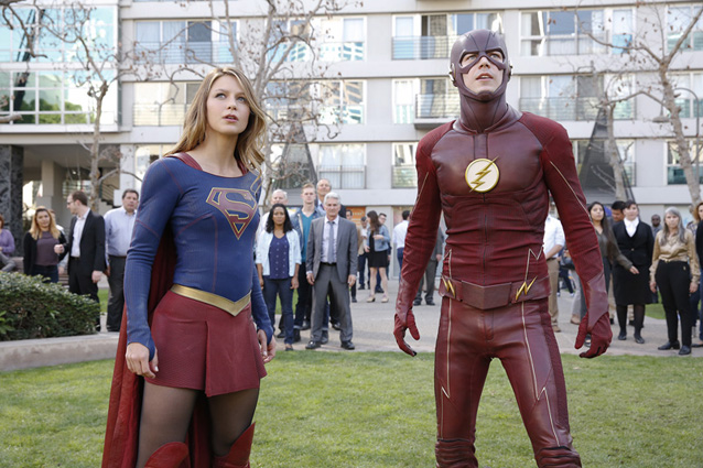 'The Flash' And 'Supergirl' Tease Musical Crossover Episode In New Promo