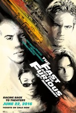 the fast and the furious one sheet