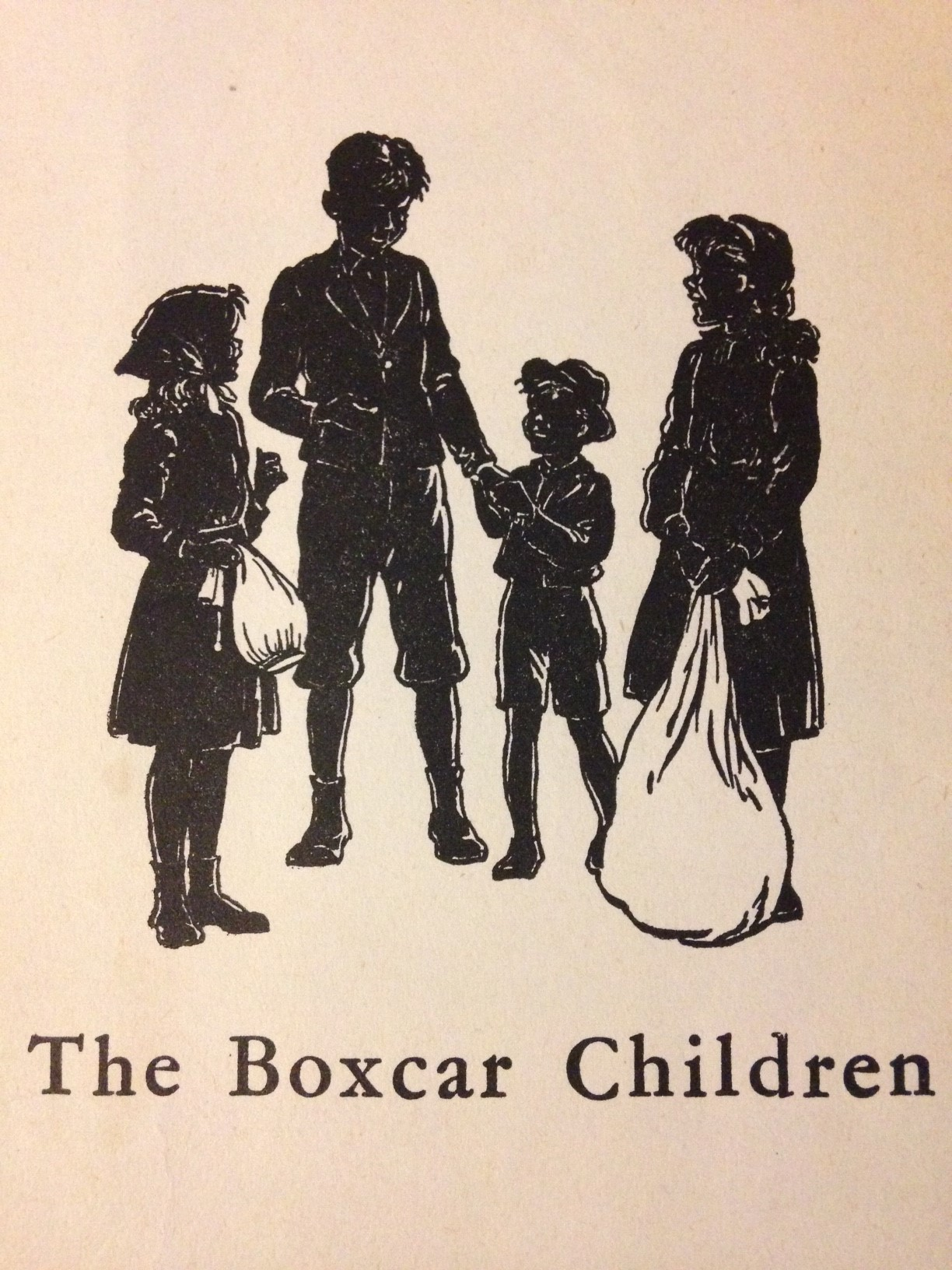 TheBoxcarChildren
